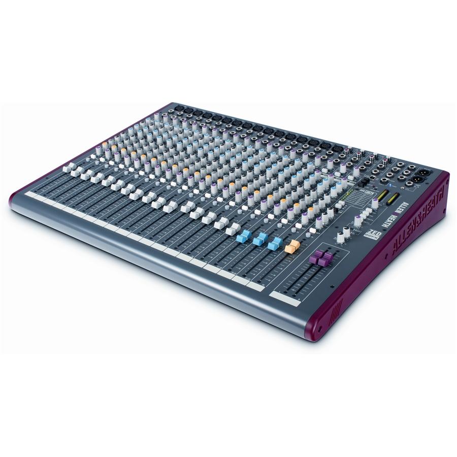 allen heath zed 22fx mixer non amplificati. Black Bedroom Furniture Sets. Home Design Ideas