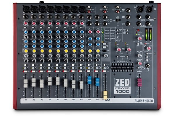 Allen & Heath - ZED POWER 1000