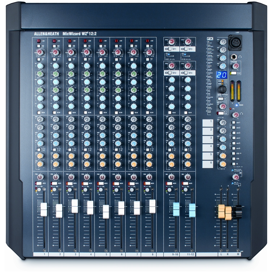 MixWizard4 12-2 Dx