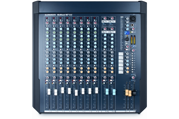 Allen & Heath - MixWizard4 12-2 Dx