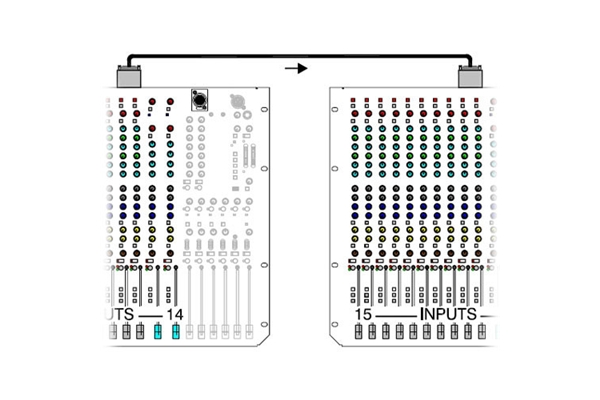 Allen & Heath - WZ3Mon-12 Sys-Link Option No Cable