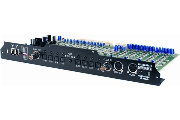 Allen & Heath - M-GS2R24-FIRE-A