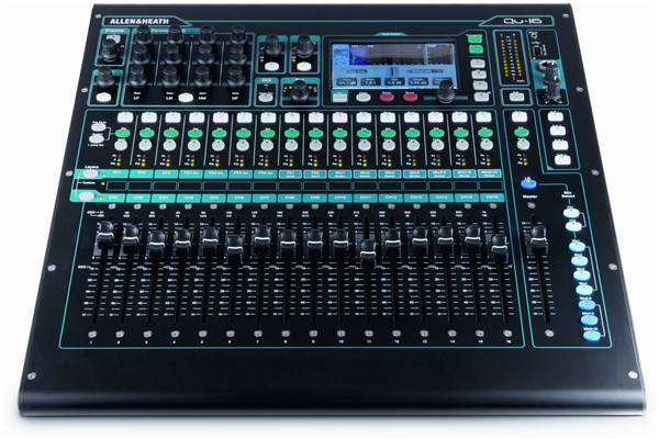 Allen & Heath - Qu-16