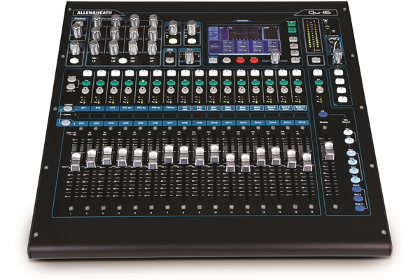 Allen & Heath - Qu-16 Chrome