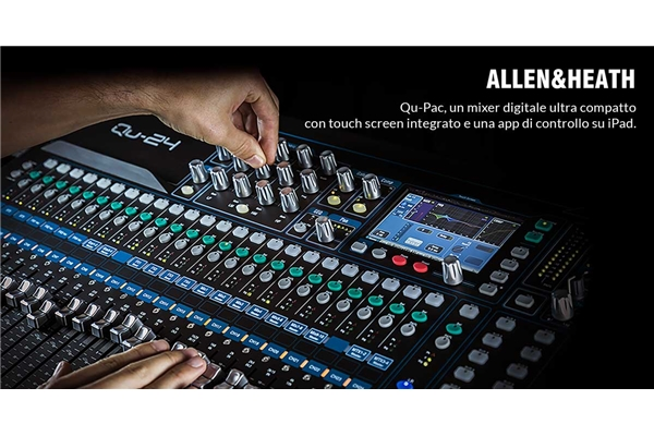 Allen & Heath - QU-PAC