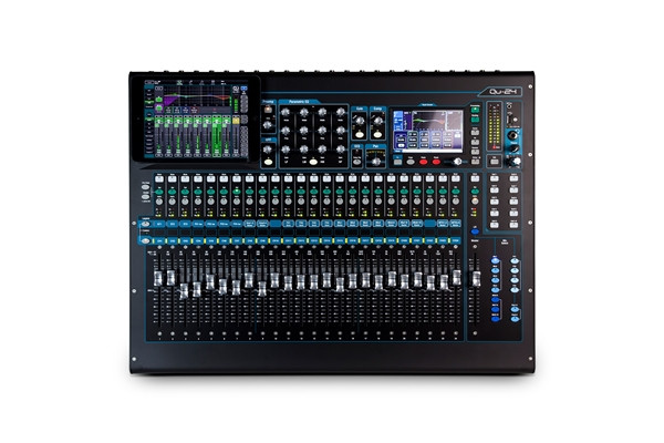 Allen & Heath - Qu-24 Chrome