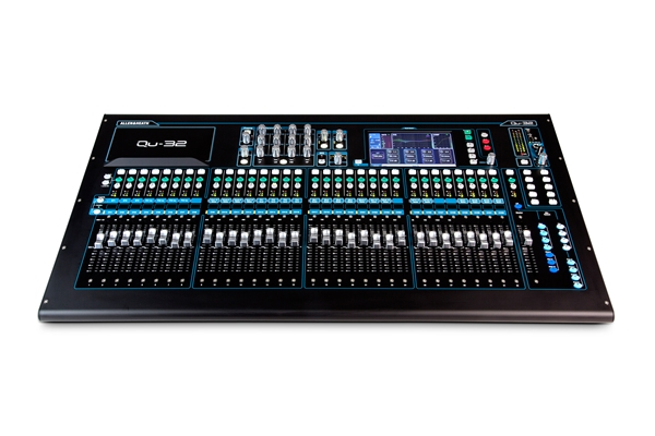 Allen & Heath - Qu-32 Chrome