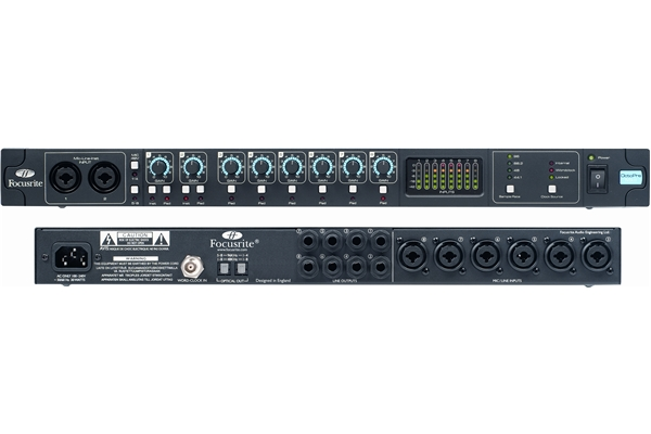 Focusrite - OctoPre MKII