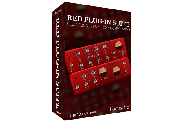 Focusrite - Suite Plug-In Red 2