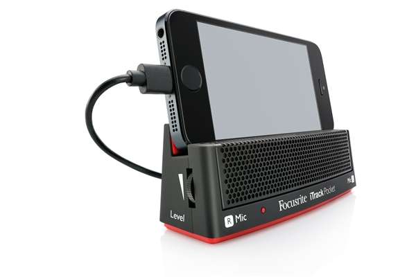 Focusrite - iTrack Pocket