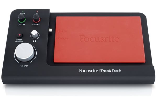 Focusrite - iTrack Dock