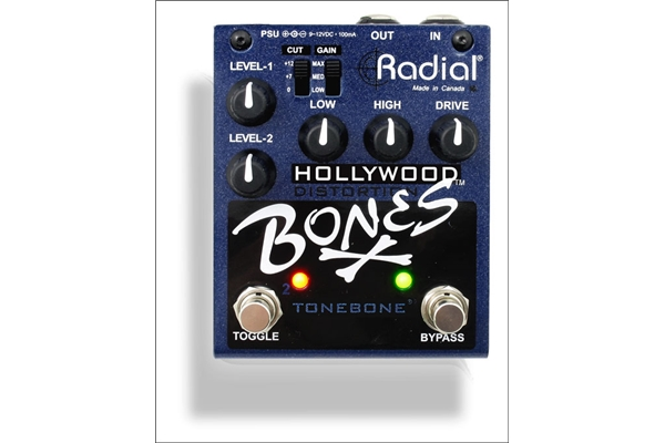 Radial - Hollywood Bones