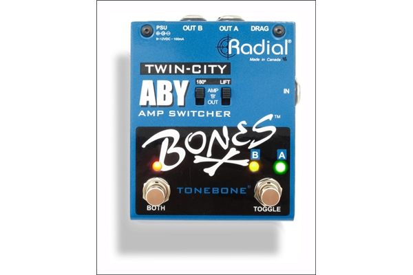 Radial - Twin City Bones