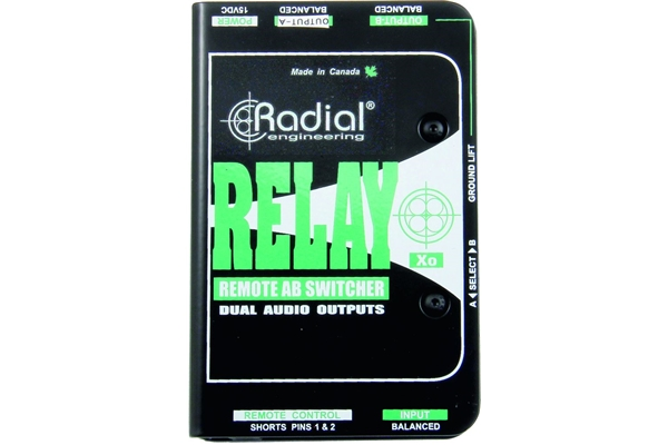 Radial - Relay Xo