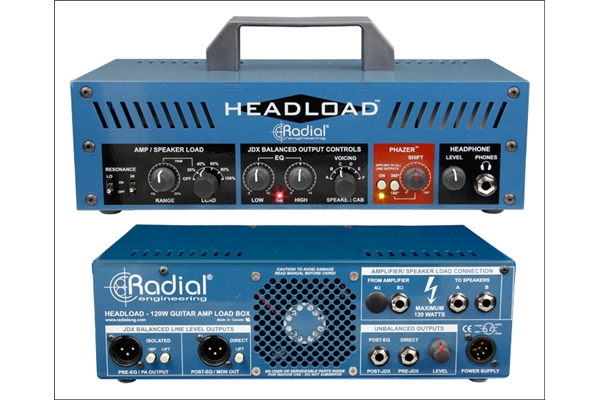 Radial - Headload™ - Guitar Amp Load Box
