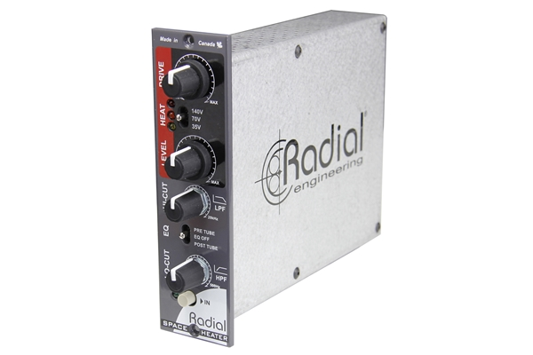 Radial - Space Heater 500