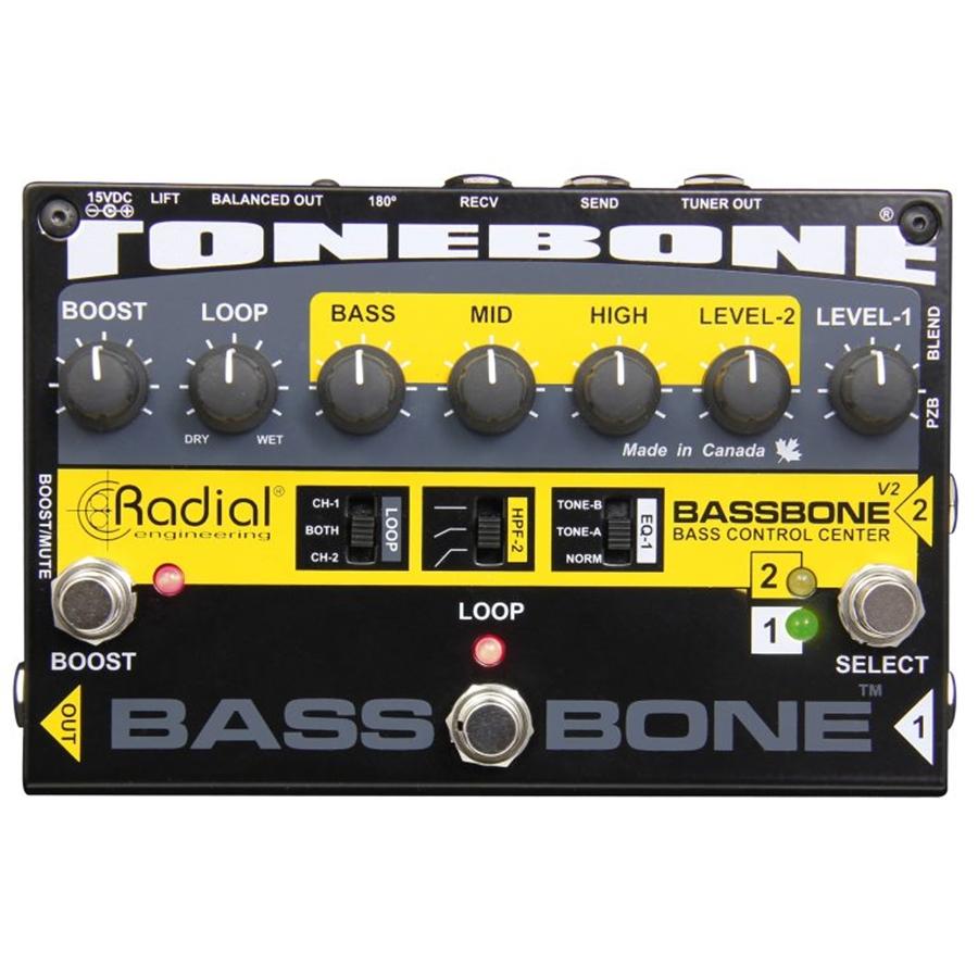 Radial Bassbone V2
