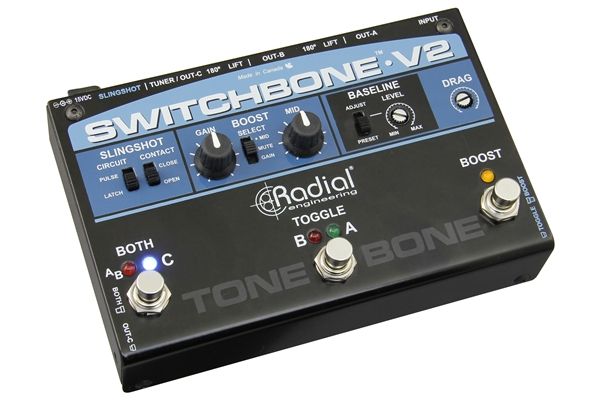 Radial - Switchbone V2