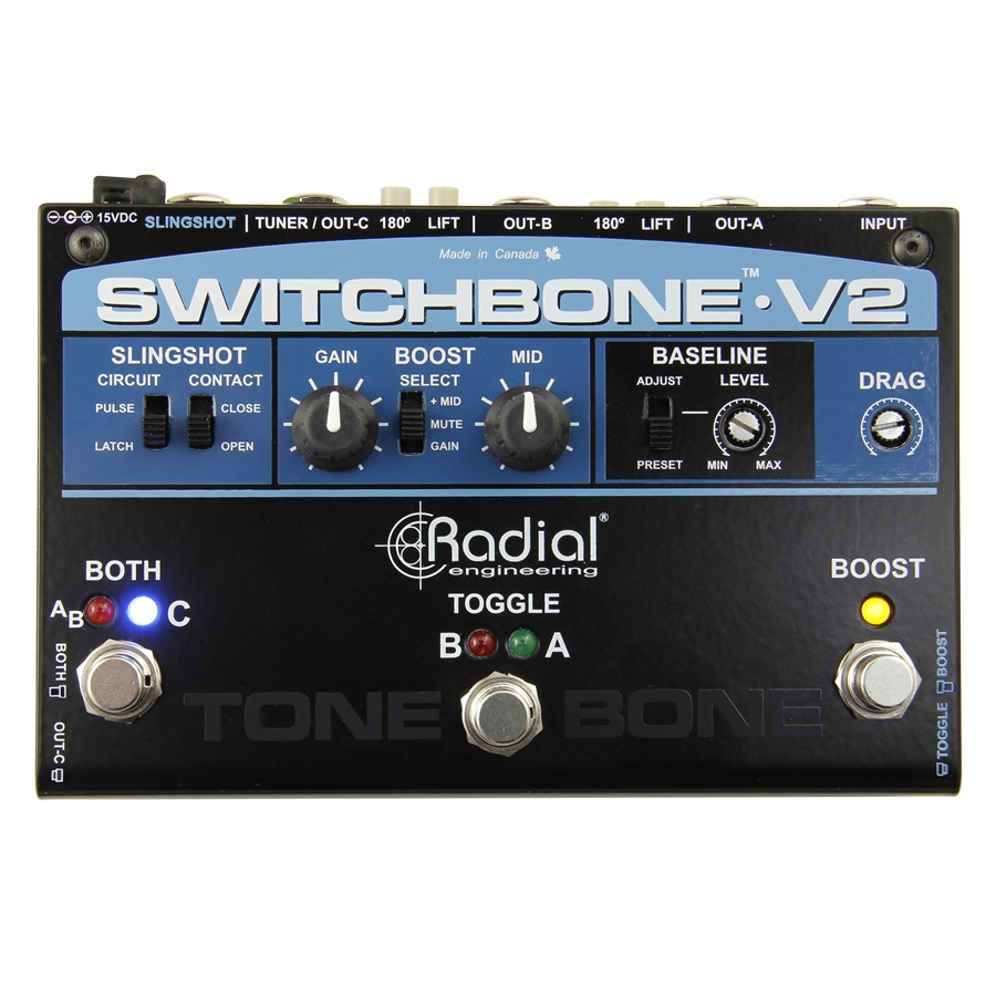Switchbone V2