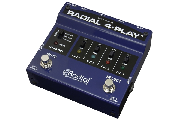 Radial - 4-Play