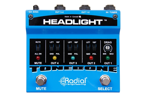 Radial - Headlight