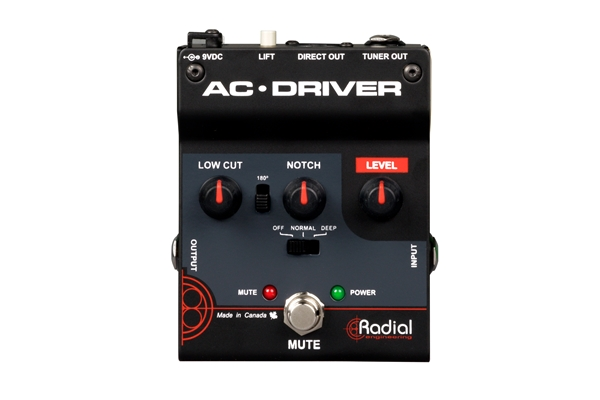 Radial - AC-DRIVER