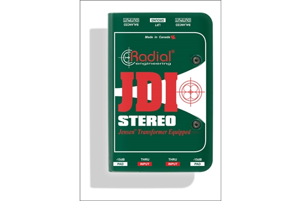 Radial - JDI Stereo Passive Direct Box
