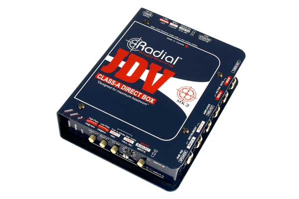 Radial - JDV™ Active Super Direct Box