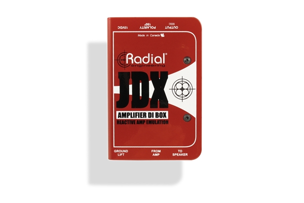 Radial - JDX™ Reactor™ Guitar Amp Direct Box