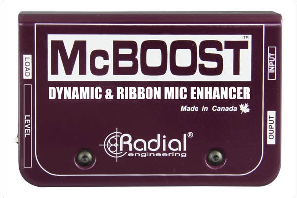 Radial - McBoost