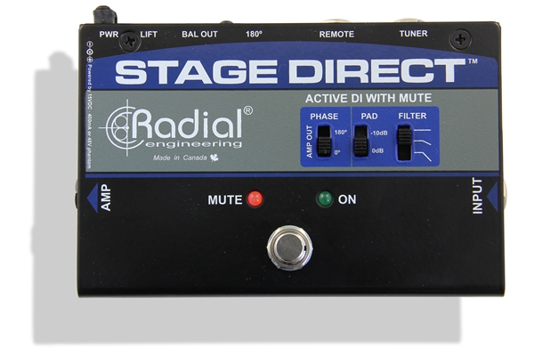 Radial - STAGE DIRECT
