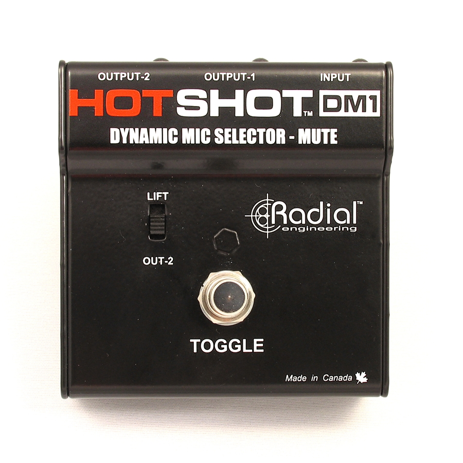 Hot Shot DM1