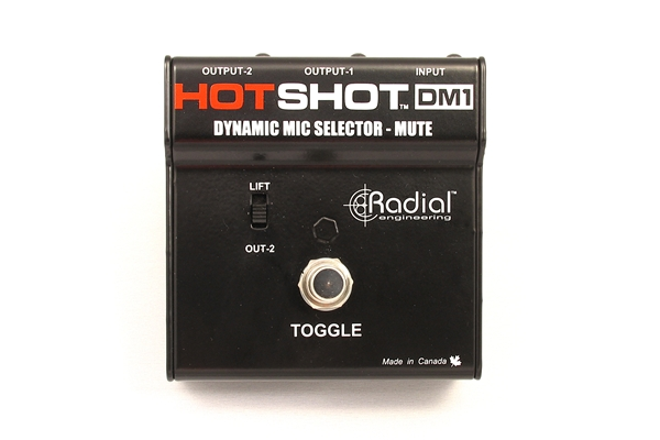 Radial - Hot Shot DM1