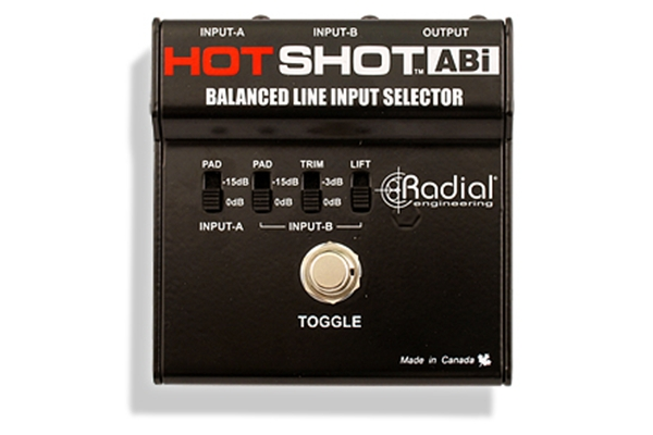 Radial - Hot Shot ABi