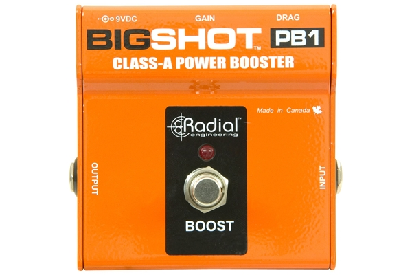 Radial Big Shot PB1