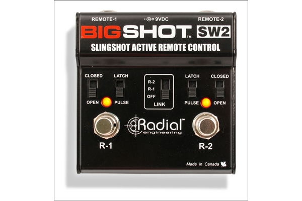 Radial Big Shot SW2