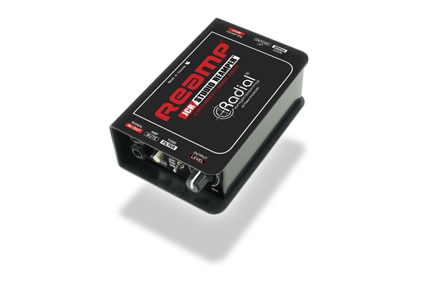 Radial - Reamp JCR