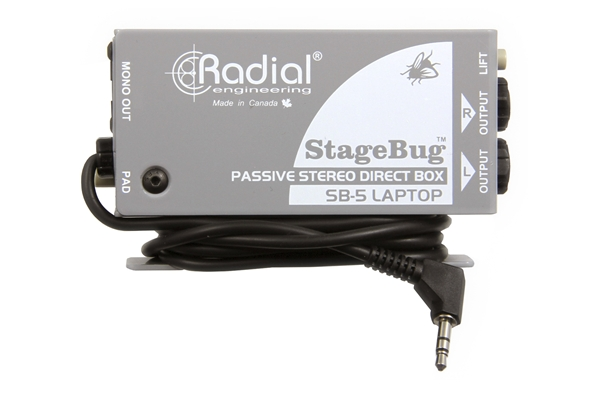 Radial - SB-5 Laptop