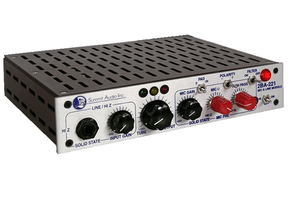 Summit Audio - 2 BA-221