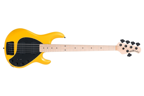 Music Man - StingRay5 HH tastiera Acero Firemist Gold