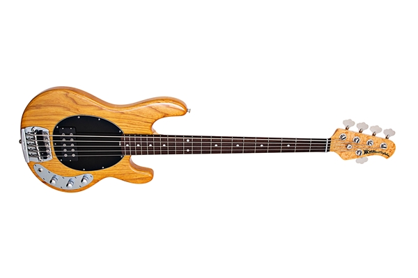 Music Man - StingRay5 Classic Classic Natural