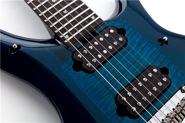 Music Man - Majesty 7 2019 Blue Honu