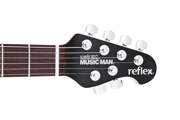 Music Man - The Game Changer HSH Tremolo Piezo Palissandro Black