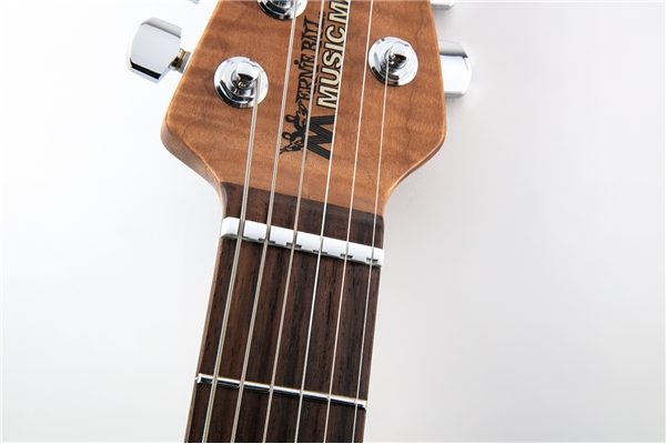 Music Man - StingRayGt HH Tr Dropped Copper Acero Roasted / Palissandro