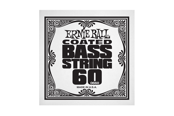 Ernie Ball - 0660 Coated Nickel Wound Bass .060