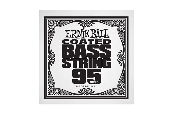 Ernie Ball - 0695 Coated Nickel Wound Bass .095
