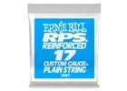 ERNIE BALL 1037 Brass Reinforced Plain .017