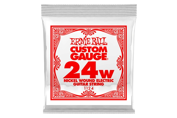 Ernie Ball - 1124 Nickel Wound .024