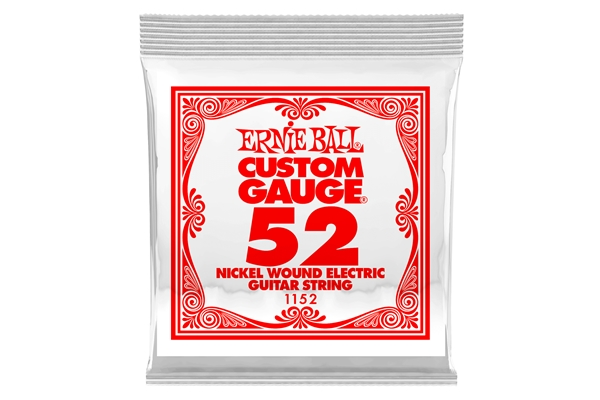 Ernie Ball - 1152 Nickel Wound .052