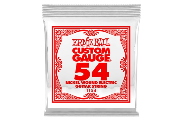 Ernie Ball - 1154 Nickel Wound .054